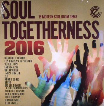 Various - Soul Togetherness 2016 (2xLP, Comp)