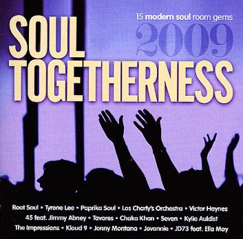 Various - Soul Togetherness 2009 (2xLP, Comp)