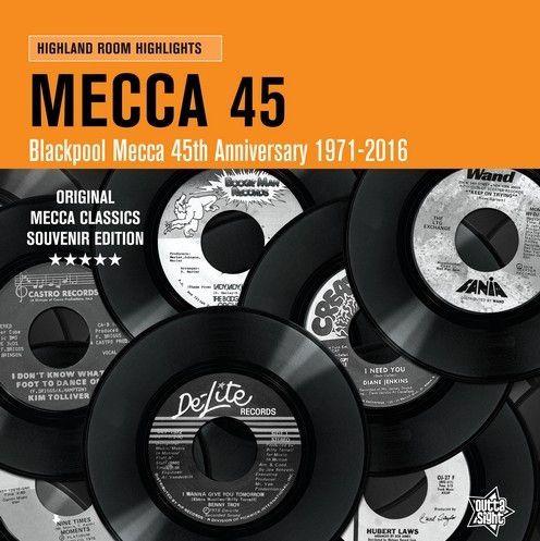 Various - Mecca 45 (LP, Comp, Ltd)
