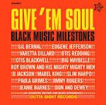 Various - Give 'Em Soul (LP, Comp, Ltd)