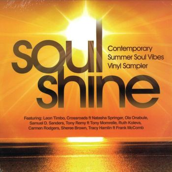 Various - Soul Shine - 16 Contemporary Summer Soul Vibes (LP)
