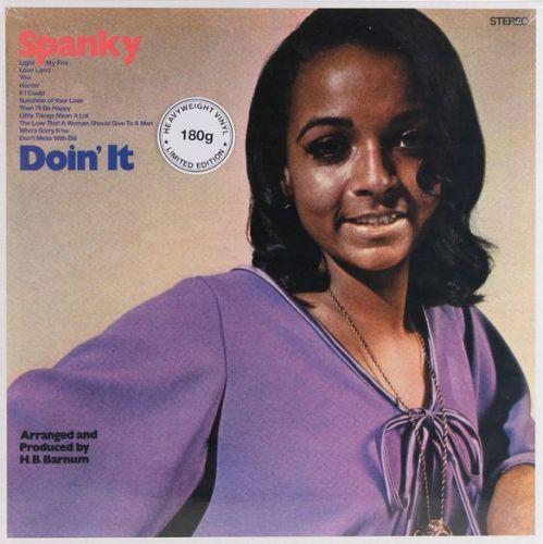 Spanky - Doin' It (LP, Album, Ltd, RE, RM, 180)