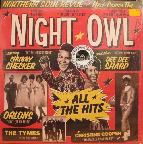 Various - Here Comes The Night Owl (LP, Comp, Ltd)