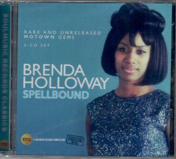 Brenda Holloway - Spellbound (2xCD, Comp)