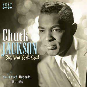 Chuck Jackson - Big New York Soul (CD, Comp)
