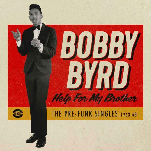 Bobby Byrd - Help For My Brother