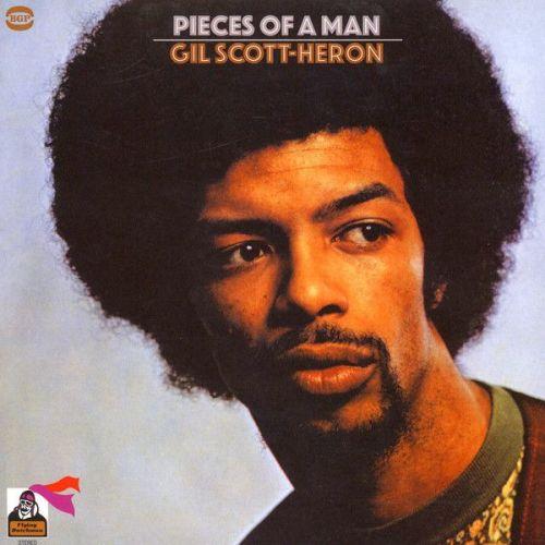 Gil Scott-Heron - Pieces Of A Man (LP, Album, RE, 180)