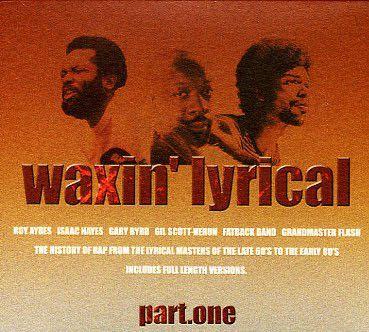 Various - Waxin' Lyrical (Part One) (2xLP, Comp)