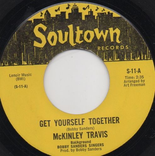 McKinley Travis - Get Yourself Together