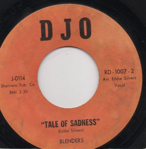 Blenders - Tale Of Sadness