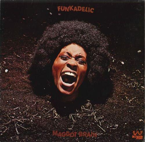 Funkadelic - Maggot Brain (LP, Album, RE)