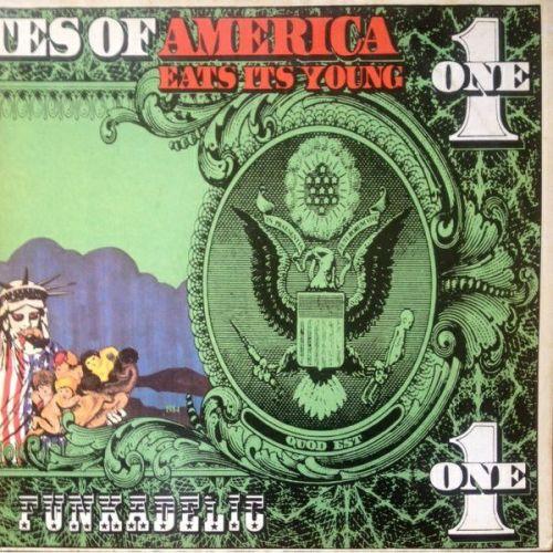 Funkadelic - America Eats Its Young (2xLP, Album, RE)