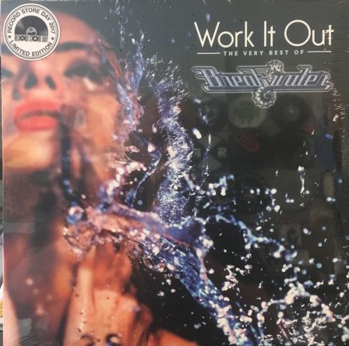 Breakwater - Work It Out (The Very Best Of Breakwater) (LP, Comp)