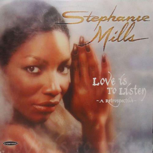 Stephanie Mills - Love Is To Listen (A Retrospective) (2xLP, Comp)