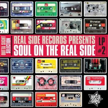 Various - Real Side Records Presents Soul On The Real Side LP #2 (LP, Comp)