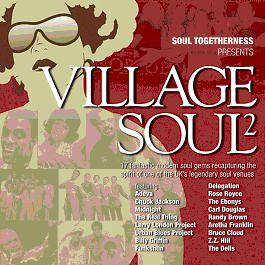 Various - Village Soul 2 (2xLP, Comp)