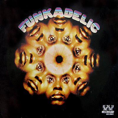 Funkadelic - Funkadelic (LP, Album, RE)
