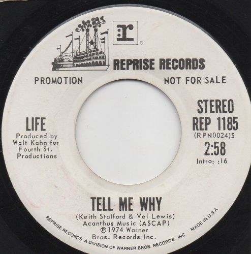 Life - Tell Me Why