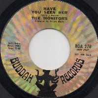 THE MONITORS - FENCE AROUND YOUR HEART (PROMO)