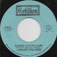 FABULOUS SHALIMARS - PLAYING A LOSING GAME