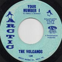 THE VOLCANOS - YOUR NUMBER ONE