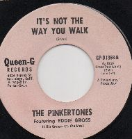 THE PINKERTONES - ITS NOT THE WAY YOU WALK