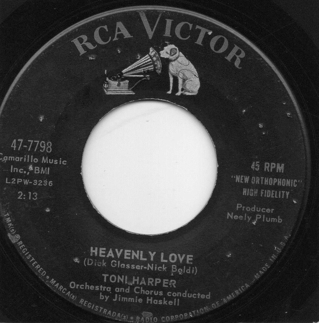 TONI HARPER - HEAVENLY LOVE