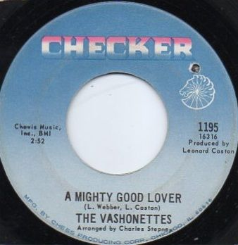 THE VASHONETTES - A MIGHTY GOOD LOVE