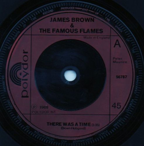 JAMES BROWN - THERE WAS A TIME