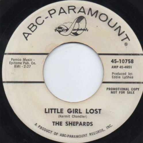 THE SHEPARDS - LITTLE GIRL LOST