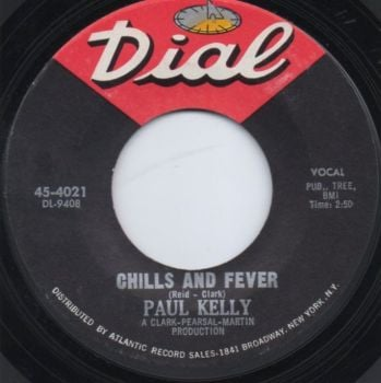 PAUL KELLY - CHILLS AND FEVER