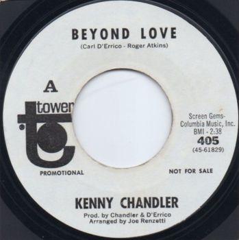 KENNY CHANDLER - BEYOND LOVE