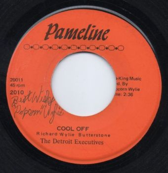 THE DETROIT EXECUTIVES - COOL OFF (Signed)