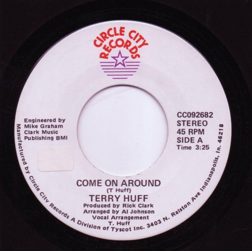 TERRY HUFF - COME ON AROUND