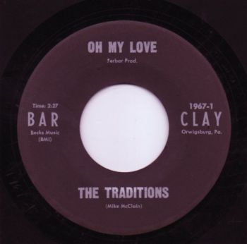 TRADITIONS - OH MY LOVE