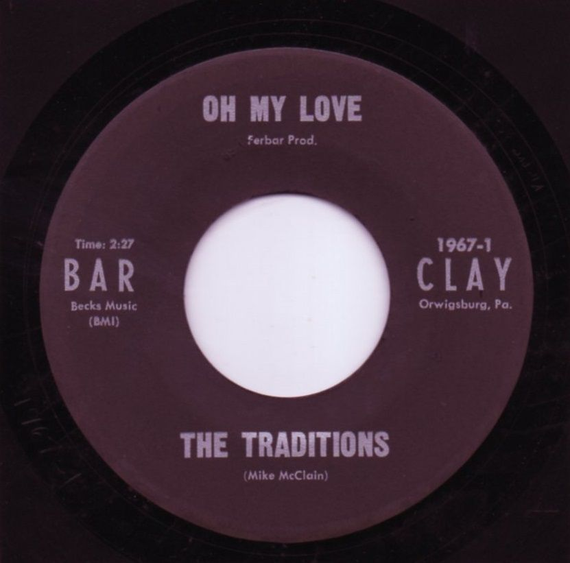 THE TRADITIONS - OH MY LOVE