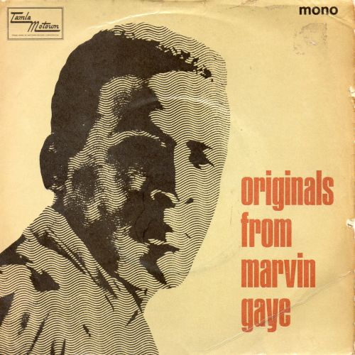 MARVIN GAYE - ORIGINALS FROM MARVIN GAYE EP