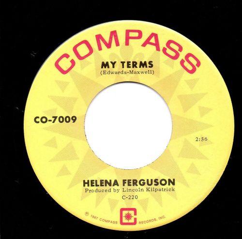 HELENA FERGUSON - MY TERMS