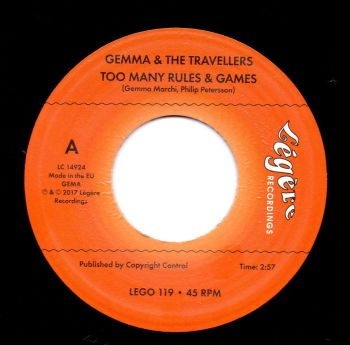 GEMMA & THE TRAVELLERS - SAVE ME