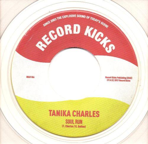 TANIKA CHARLES - SOUL RUN