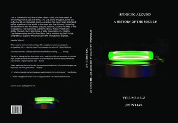 SPINNING AROUND - A HISTORY OF THE SOUL LP VOLUME 2: L-Z