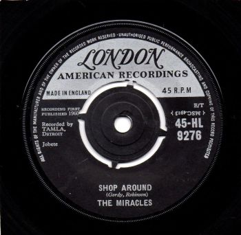 THE MIRACLES - SHOP AROUND