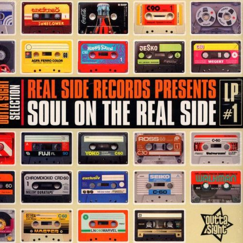 Various - Real Side Records Presents Soul On The Real Side LP #1 (LP, Comp)