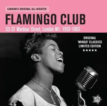 Various - Flamingo Club: London's Original All-Nighter (LP, Album, Comp, Ltd)