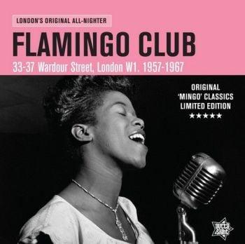 Various - Flamingo Club: London's Original All-Nighter (LP, Album, Comp, Ltd)