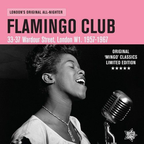 Various - Flamingo Club: London's Original All-Nighter (LP, Album, Comp, Lt