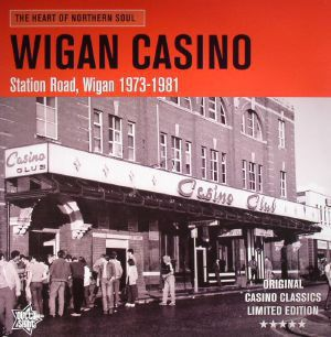 Various – The Heart Of Northern Soul - Wigan Casino Soul Club