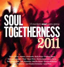 Various - Soul Togetherness 2011 (2xLP, Comp)