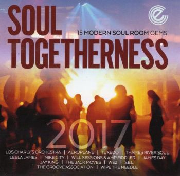 "Various - Soul Togetherness 2017 (2x12"", Comp)"