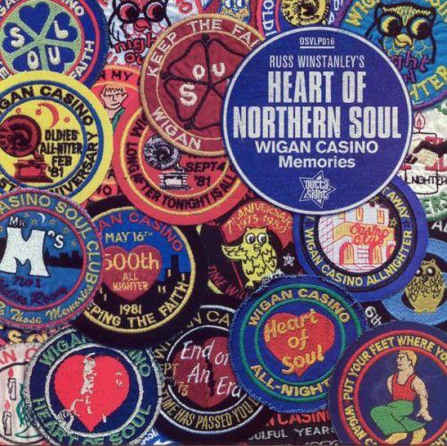 Various - Heart Of Northern Soul / Wigan Casino Memories (LP, Comp)